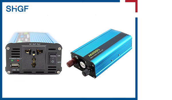 DC/AC Power Inverter – Automatic Voltage Regulator, Variable